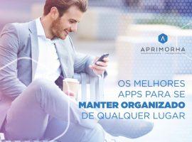 Os melhores apps para se manter organizado de qualquer lugar